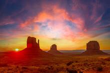 Trip Navajo Sunset
