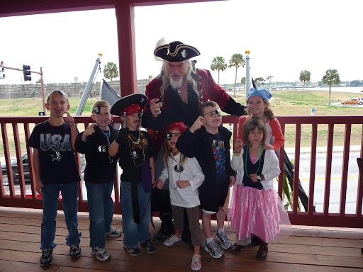 pirate museum photo
