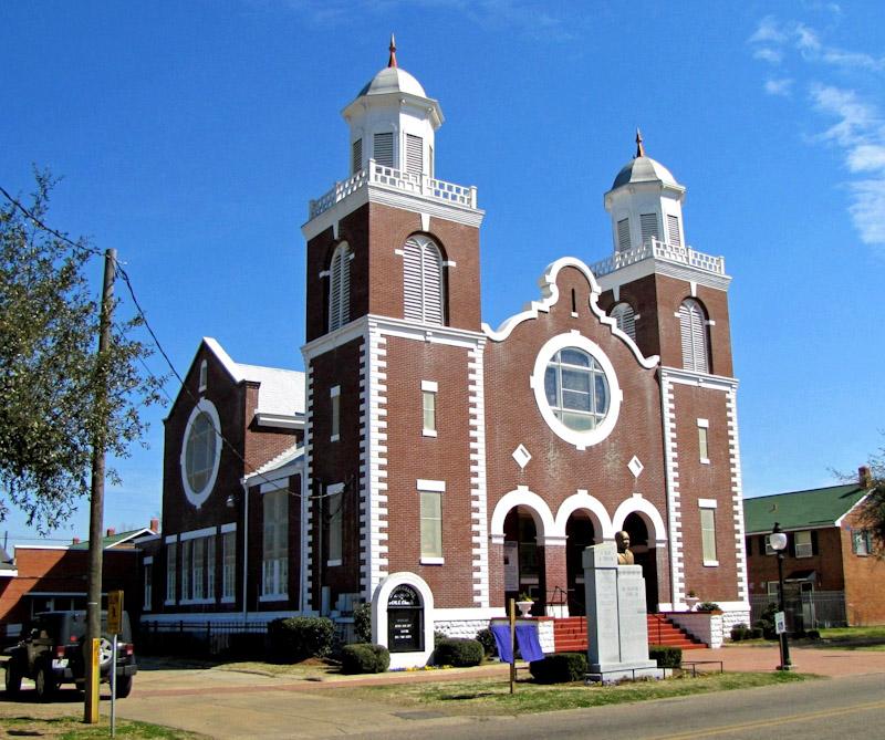 selma church photo